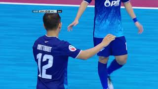 Bluewave Chonburi 9-2 Vic Vipers FC (AFC Futsal Club Championship 2018 : Group Stage)