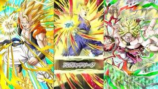 Top 10 Cards in Dokkan Battle!