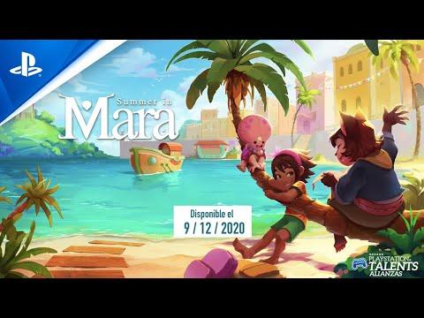 Summer in Mara - Tráiler PS4 de lanzamiento con subtítulos en ESPAÑOL   PlayStation España