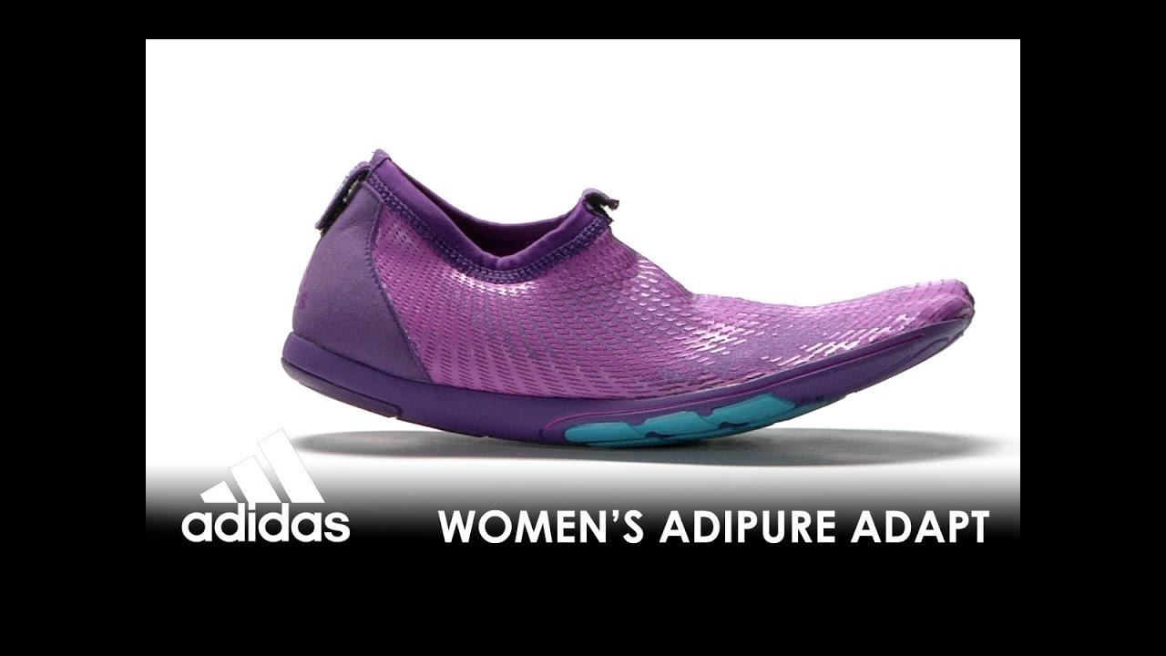 best website f47a9 90897 Adidas Womens Adipure Adapt