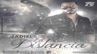 JADIEL - LA DISTANCIA (PROD. MUSICOLOGO & MENES)