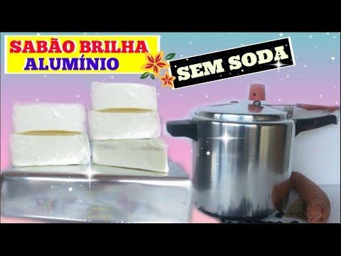 SABÃO BRILHA ALUMÍNIO
