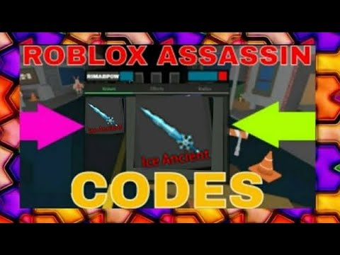Roblox Assassin Codes 2020 June New 2019 Roblox Assassin Code For Exotic Youtube