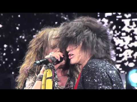 Aerosmith — Oh Yeah — Pepsi Center Denver CO — August 1, 2012