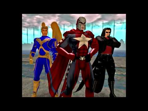 City Of Heroes FULL Soundtrack [With Screenshots]
