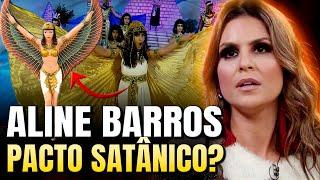 ALINE BARROS - O SUPOSTO ''PACTO COM O DIABO'' - VERDADEIRO OU FALSO?