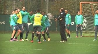 Skripnik feiert Heimdebüt: Werder will Rote Laterne abgeben