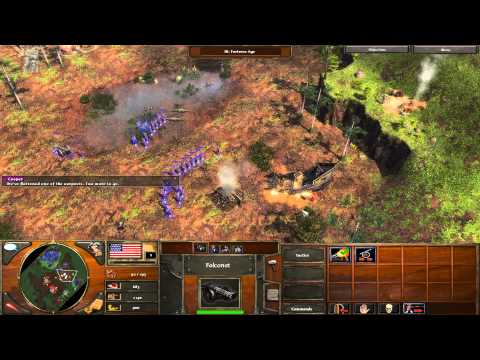 Age of Empires 3 - 20 - The Lost Spanish Gold Walkthrough PC