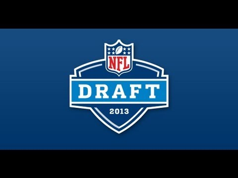 NFL Draft 2013 Picks 1-5