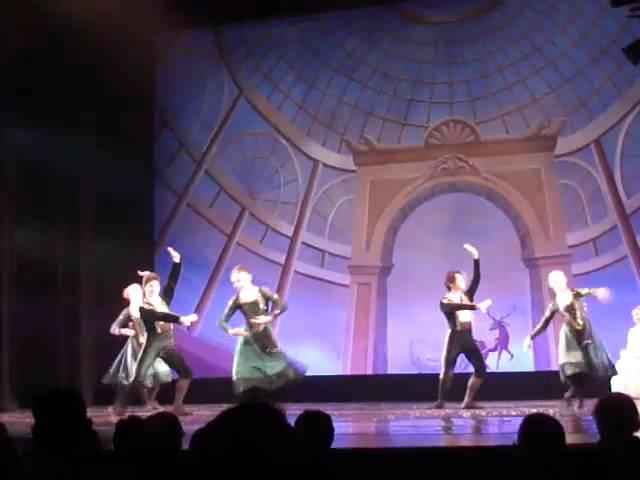 Spanish Dance - Lead - Nutcracket 2010