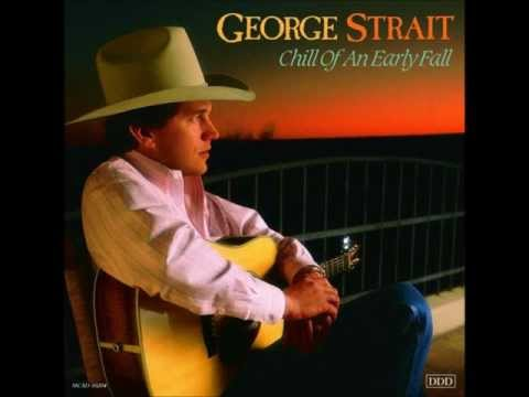 George Strait - Is It Already Time