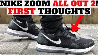 New Nike ZOOM ALL OUT LOW 2 FIRST