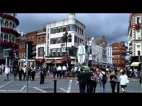 DUBLINO  Baile atha cliath - In giro per la città - Irlanda