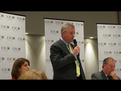 David Trone on US Embassy/Jerusalem, Gaza and BDS