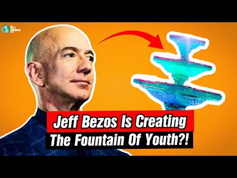 Jeff Bezos is Working to Extend Life on Earth