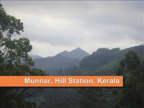 Kochi to Munnar by road