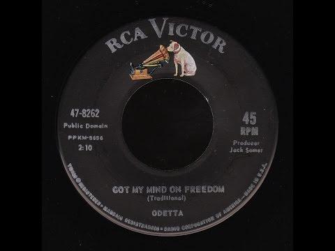 Got My Mind On Freedom [7 inch] - Odetta