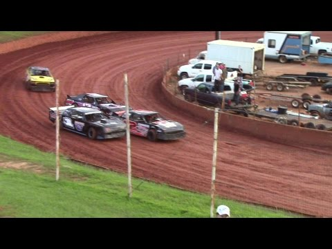 Winder Barrow Speedway Modified Street 8/15/15