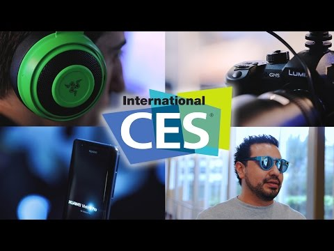 CES 2017 Highlights!