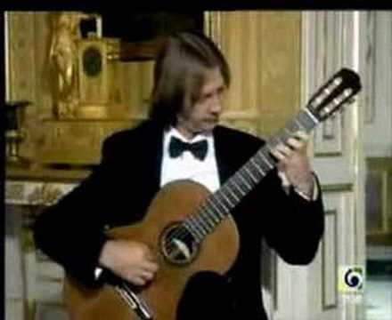 David Russell - Vals No. 4 Op. 8 Agustin Barrios Mangore