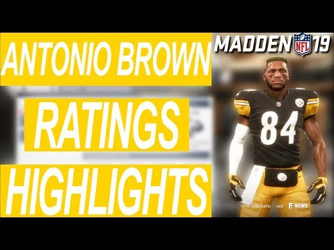 antonio brown jersey roblox