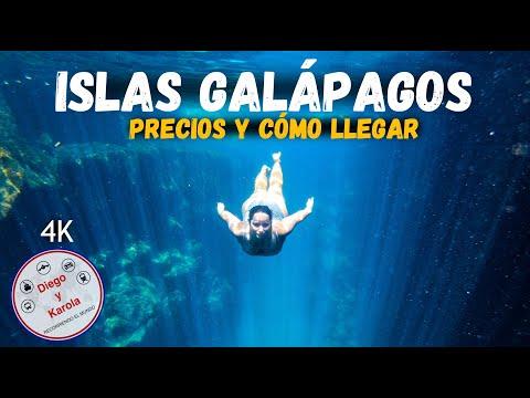 ISLAS GALAPAGOS, CUÁNTO CUESTA?, CÓMO LLEGAR? | ECUADOR | 4K| Diego y Karola