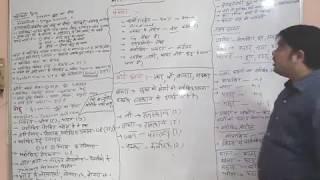 भारत मे कृषि-खाद्यान व दलहन(2)