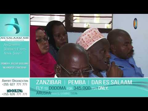 ZRB kukusanya Bilioni 396 katika mwaka wa fedha 2017-2018 Zanzibar