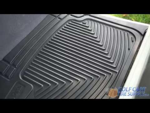 Yamaha Drive G29 Club Clean Golf Cart Floor Mats Youtube