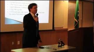 Part 1b, Walla Walla Tea Party January meeting, on the Second Amendment