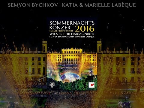Vienna Philharmonic: Semyon Bychko | Katia and Marielle Labèque: Summer Night Concert 2016