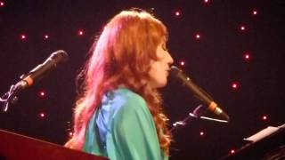 Tori Amos-Live To Tell Live at Brussels 29th October 2011 in HD.