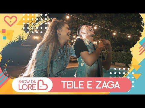 Teile e Zaga Modelo abusada - La Fúria - Lore Improta  Coreografia