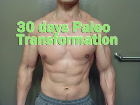SAME LIGHTING - 30 Day Paleo Transformation - No Glutens, No Grains