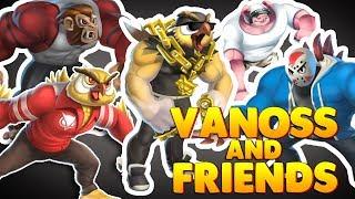 Monster Legends: VANOSS And FRIENDS - Welcome back!