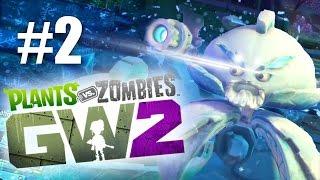 МОРОЗНЫЙ АПЕЛЬСИНКА! #2 Plants vs Zombies: Garden Warfare 2 (HD) играем первыми