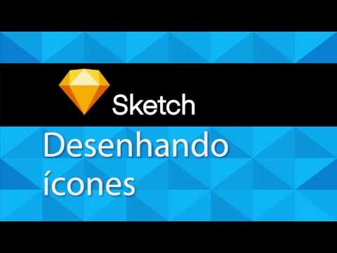[Sketch App]Aprenda A Desenhar ícones No Sketch  Pedro Jordan