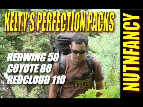 Kelty's Perfection Packs: Redwing, Coyote, Red Cloud [3 in 1 review]