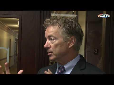 VIDEO: Kentucky Sen. Rand Paul on health care bill dissent