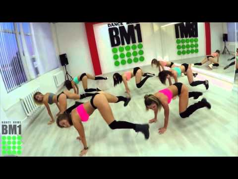 BM1 Dance Home   BOOTY/TWERK special group summer '15