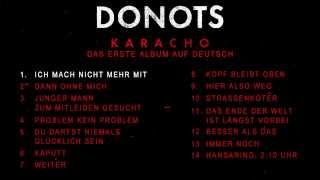 DONOTS - Album Player KARACHO (VÖ 20.02.2015)