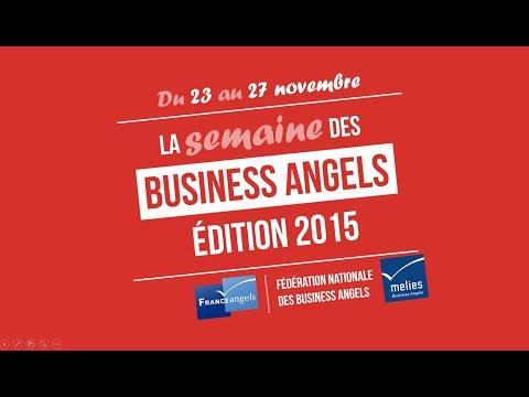 Soirée Débat MELIES BUSINESS ANGELS -  Evénement Musée Fabre 24 11 15
