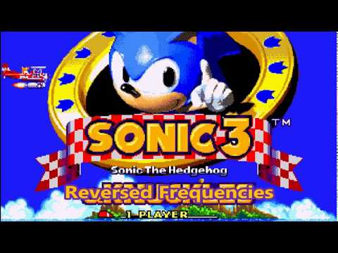 Sonic 3 Reversed Frequencies OST - Carnival Night Zone Act 2