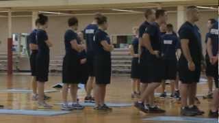 Program Spotlight - Criminal Justice Police Academy