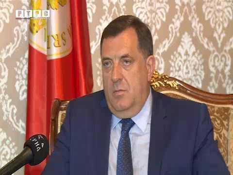 Dodik intervju