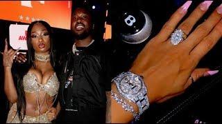 Meek Mill Put 1.5 Million Engagement Ring On Megan Stallion Moneybag Yo A Trick??..DA PRODUCT DVD