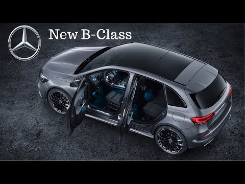 2019 Mercedes-Benz B-Class Exterior And Interior Design