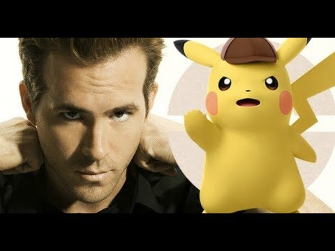 Ryan Reynolds Is Detective Pikachu in Live Action Pokemon Movie - Daily News