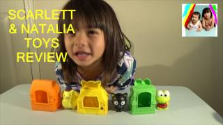 SURPRISE EGG Toys Review HELLO KITTY Hello Sanrio Purin Chococat Keroppi My Melody McDonald
