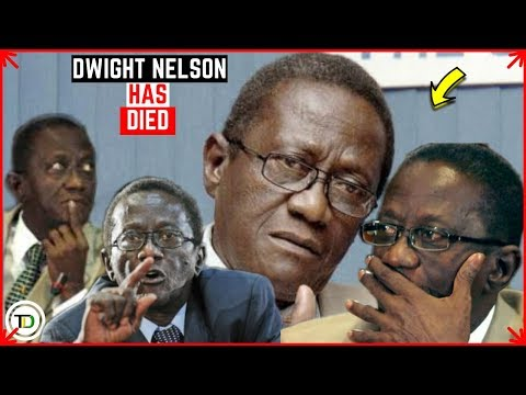 Former Security Minister Dwight Nelson is DE@D | Teach Dem